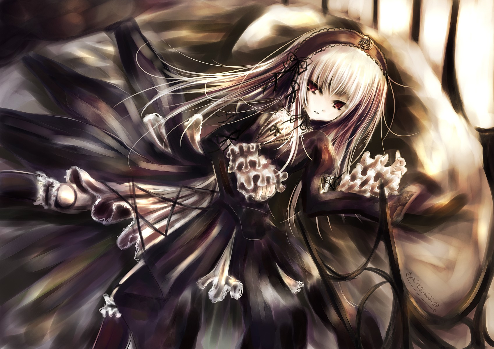 -Rozen-Maiden-Suigintou-Fresh-New-Hd-Wallpaper--